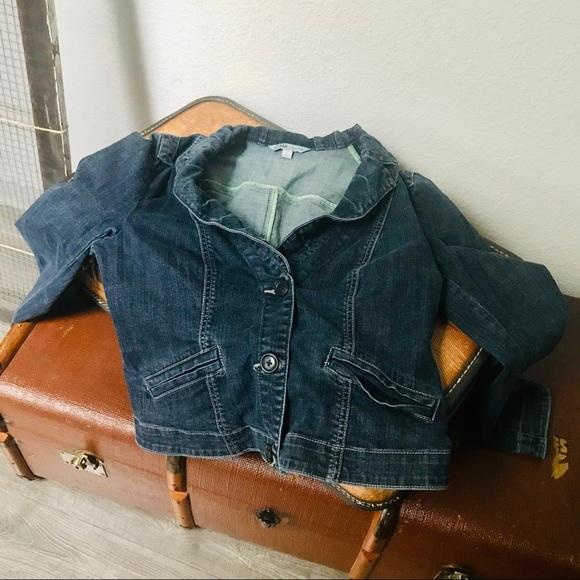 CAbi Jackets & Blazers - CAbi Denim Jacket